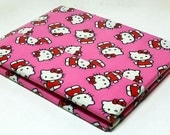 3 POCKET Duct Tape Wallet  - Hello Kitty