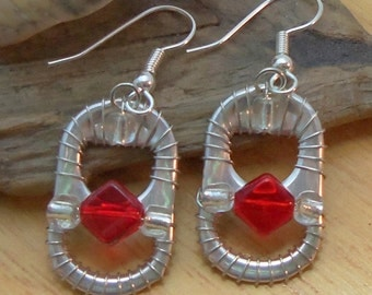Ann-Made Pop Top Earrings - Cinnamon