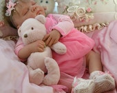 Custom Reborn Baby of your Dreams One of a kind Creation  Baby Art Doll.  Newborn Made to order