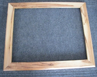 16 X 20 Spalted Maple Picture Frame