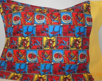 Spiderman Pillowcase