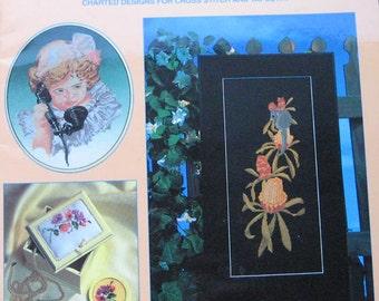 Jill Oxtons Cross Stitch Magazine Issue 24