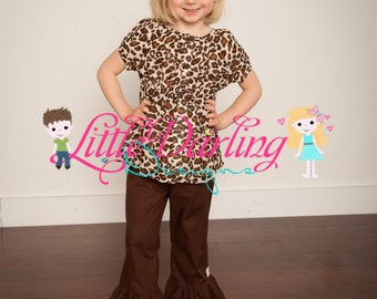 Mega Ruffle Pants Made to Order Lots of Colors Available
