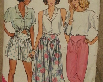Vintage Sewing Pattern Butterick 3773