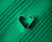 Heart Cookie Cutter Mini 1.25 Inch By West Tinworks