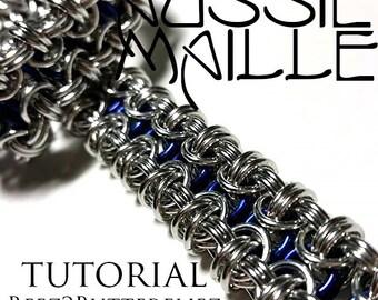 Chain Maille  Tutorial - Beez 2 Butterfliez