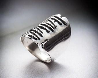 SKINGRAFT ring