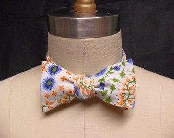 Country Meadow Bow Tie