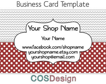 Popular items for business card design on Etsy