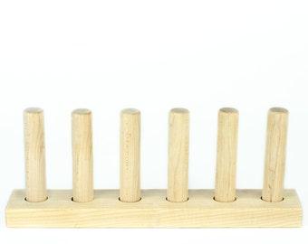 Simple Peg Puzzle Toy