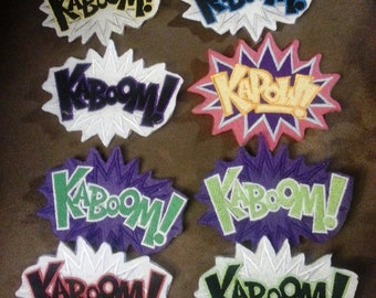 Kaboom, Super hero, cosplay, comic, comic book, pin up, comiccon, comic con