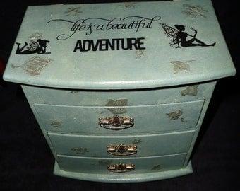 Fairy Music Box - Life is a Beautiful Adventure