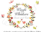 Woofs and Whiskers Treats and Eats Pet Treat Cookbook (PDF)
