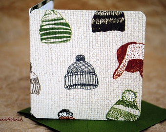 Mini Cards /  Christmas Cards /  Holiday Cards/  Gift Tags / Gift Cards / Cards with Envelopes / Blank Cards / Square Cards / mad4plaid