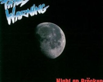 Fates Warning – Night On Brocken – Cassette tape on Metal Blade Records