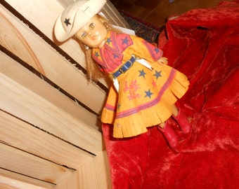 Sally Starr Philadelphia Pa TV Cowgirl Star...Rare Doll