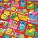 Elmo sesame street character fabric 50 cm by 53  cm or 19.6 by 21 inches Fat Quarter