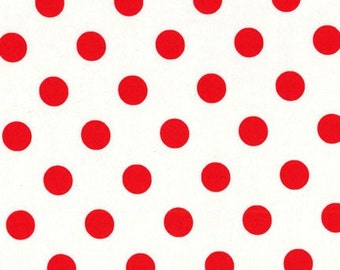 FABRIC DOTTY LOVE Valentine's Day  by Michael Miller 1/2 Yard