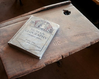 Student Desk - Bodie, California ghost town - home, office, den, wall decor