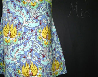 A-line SKIRT - Amy Butler - Soul Blossoms - Made in ANY Size - Boutique Mia