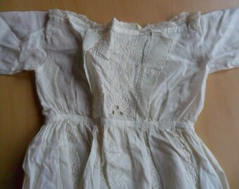 Antique Victorian/Edwardian Christening Gown SALE PRICE