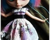 Blythe Pure Neemo Fairy Secret Garden Dress set