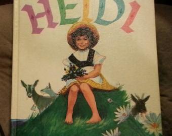 Heidi by Johanna Spyris
