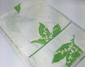 RESERVED FOR JULIANA 1 - vintage pillowcase pair