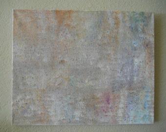 confetti / oil on canvas