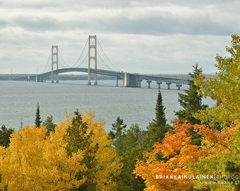Mackinac Fall - Michigan Photography