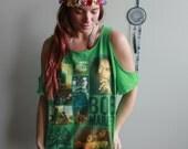 Green Bob Marley Rasta Ec...