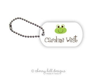 FROG Mini lunchbox tags - set of 2