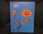 ARIZONA HIGHWAYS Vol. XXVI No. 1 January, 1950 - The Beautiful Mariposa, Douglas, Wild Flowers, Ski Area is Born, Home On The Road, Lupine