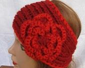 Knitting headband