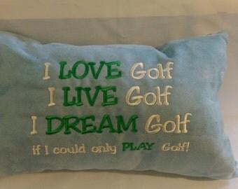 Love, Live, Dream Golf