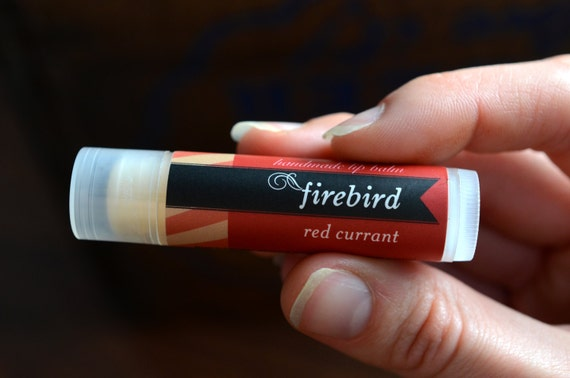 Red Currant Lip Balm