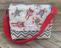 Popular items for red and gray chevron on Etsy