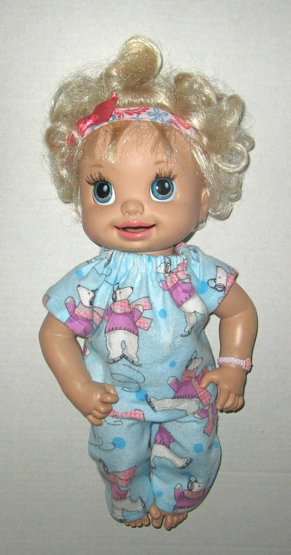 Snackin Sara Real Baby Alive Doll Clothes Ice by Dakocreations