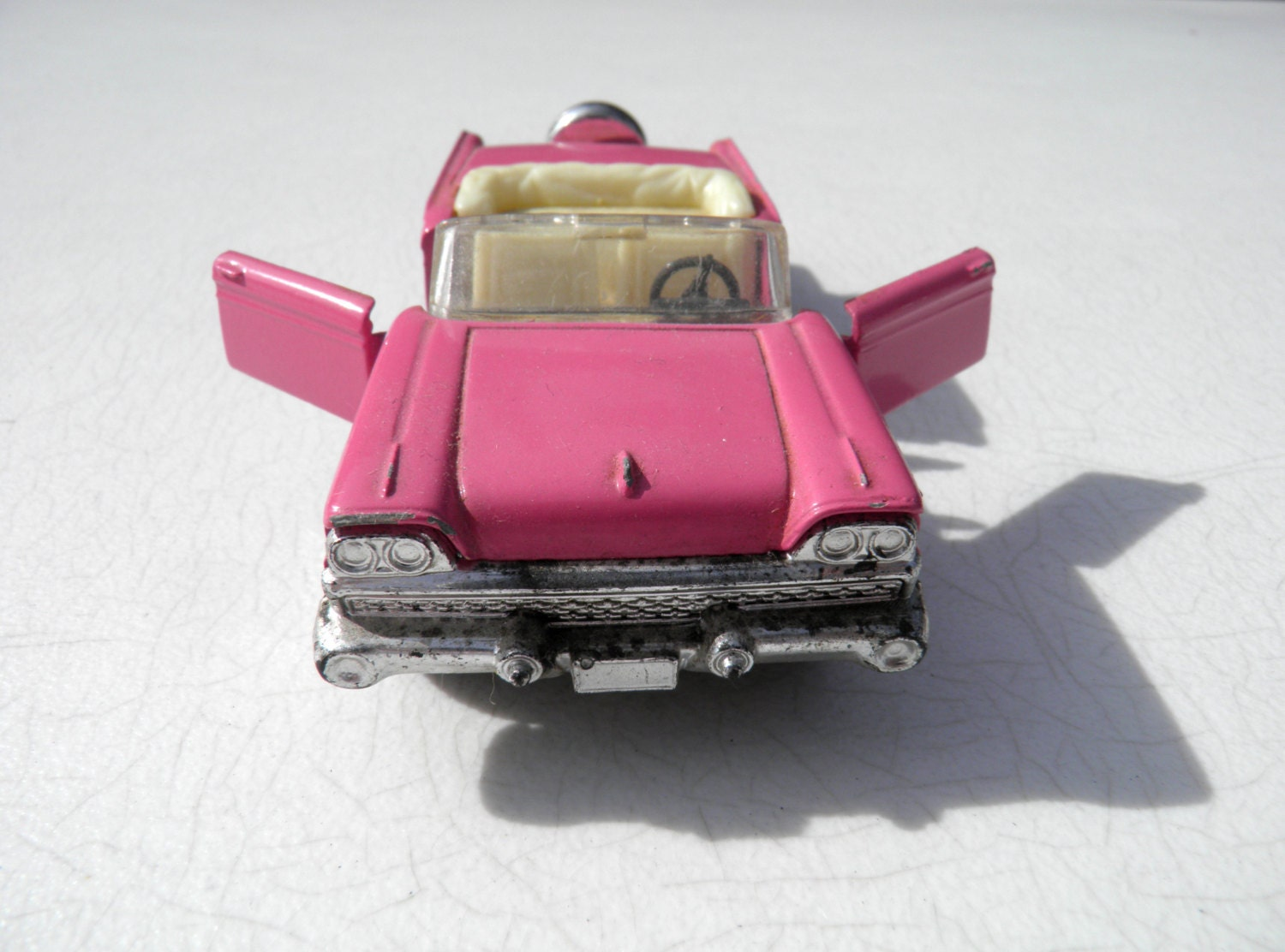 Metallic Pink Cars Pink Diecast Metal Toy Car