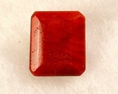 38.5 carat ...... ruby faceted gemstone ..... 19 x 16 x 12 MM