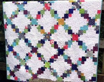 CATAWAMPUS Quilt Pattern by Freckled Whimsy