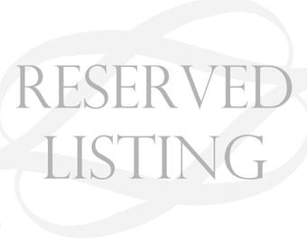 RESERVED - Custom Canning Labels - 2.5 inch