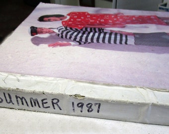 KWIK SEW    1987   Counter Pattern Book l00s Frameable Prints  FREE Domestic Shipping