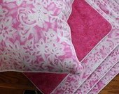Custom Memory Pillow Cover - Made from YOUR Dress or Shirt - With Piping