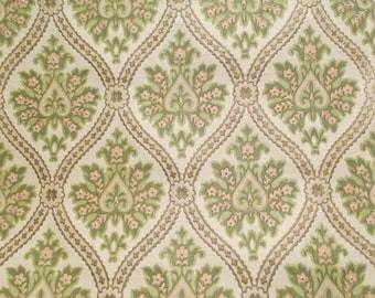 Vintage Wallpaper Embossed Elegant