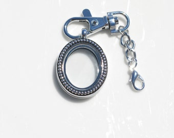 Stainless Steel Extender Chain for Your Memory Locket F403