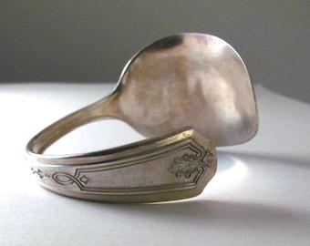 Cuff Spoon Bracelet Handmade Jewelry