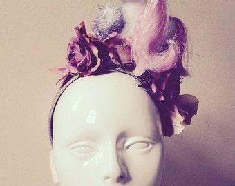 80's vintage inspired my little pony head piece headband
