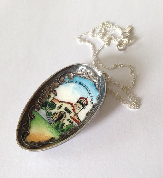 santa barbara necklace california jewelry santa barbara