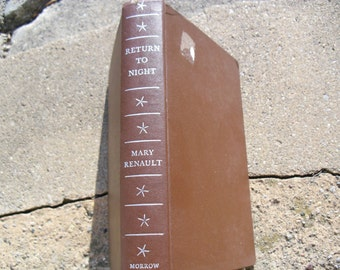 Vintage Book Return To Night by Mary Renault